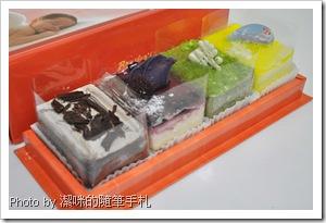 百樂-蛋糕試吃品