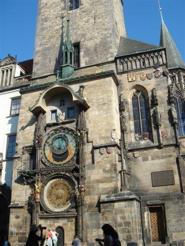 布拉格 天文鐘