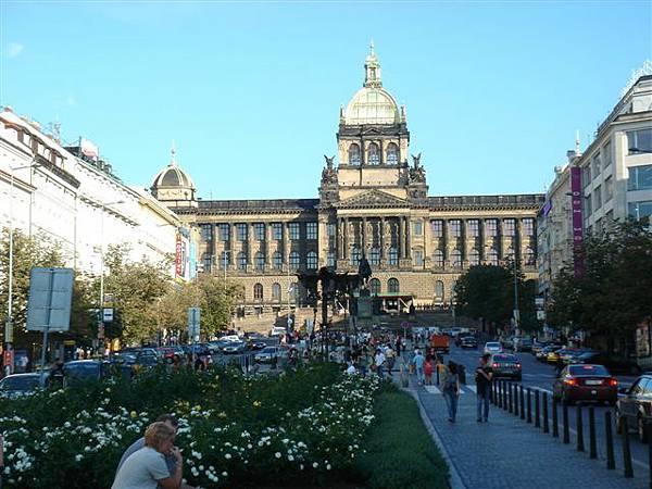 布拉格 新城區