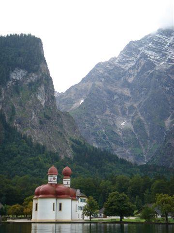 國王湖 St. Bartholoma修道院