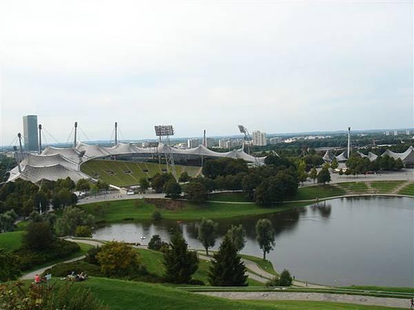 慕尼黑 奧林匹克公園