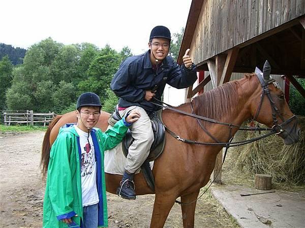 CK 騎馬