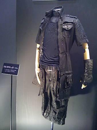 Roen服裝設計2-諾克特私服