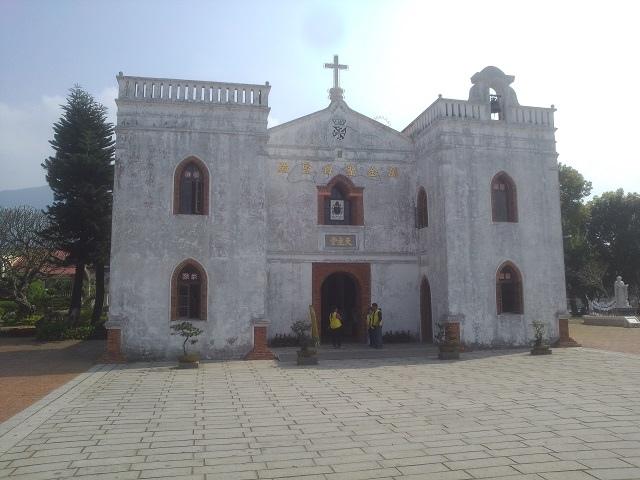 萬金天主堂1
