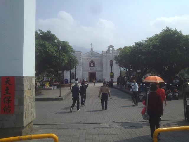 萬金天主堂2