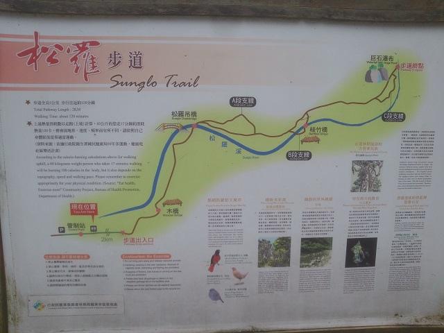 松羅步道1