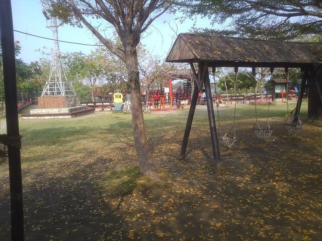嘉蓮濕地公園1