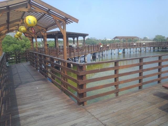 嘉蓮濕地公園9
