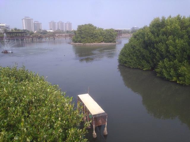 嘉蓮濕地公園16