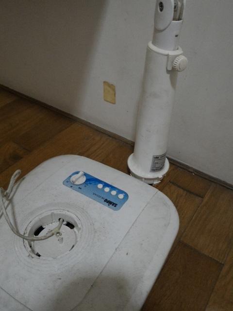 電扇二合一修理2