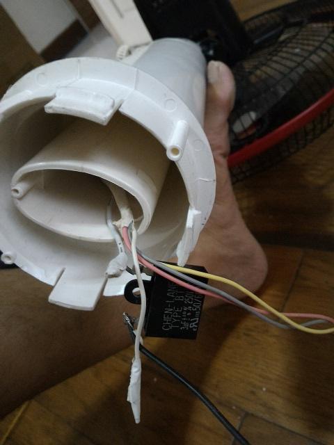 電扇二合一修理7
