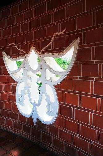 蝴蝶=福疊