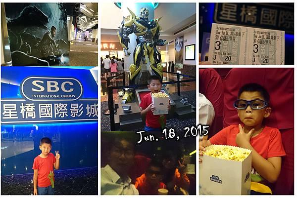 2015.06.18.3D侏羅紀世界