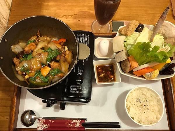 三杯梅子雞鍋-北斗老屋.jpg