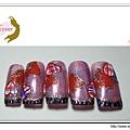 Janear NAIL 珍妮兒公主 甲片設計♥水晶指甲♥指甲彩繪♥手足保養 (3).jpg