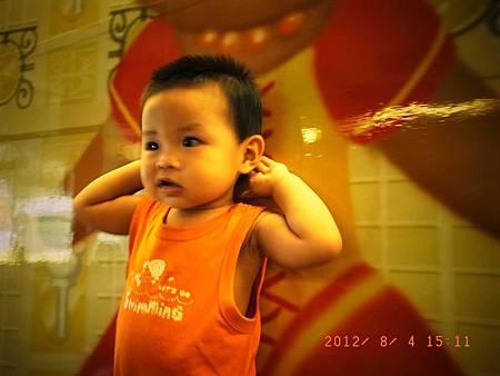 20120804提早慶祝珮珮生日 at 樹林46