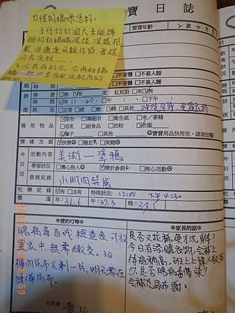 20130513阿愷聯絡簿