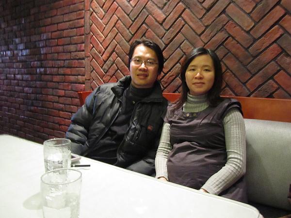 20110204娘家聚餐-FE21加州洋食02.JPG