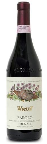 Vietti Barolo Brunate DOCG 2009 單一葡萄園布萊德巴洛洛紅葡萄酒