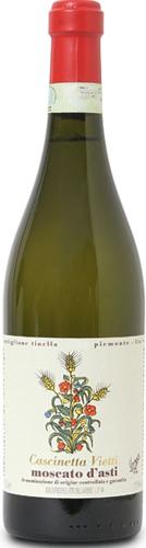Vietti Moscato d'Asti Cascinetta DOCG 2012 卡絲內葡萄園 塔蜜斯嘉甜白葡萄酒