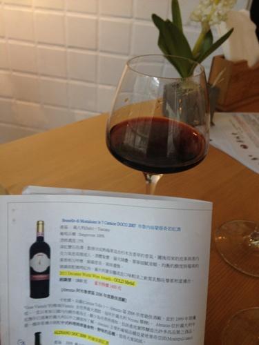尋俠堂品酒會 壯遊義大利 toscana (7)