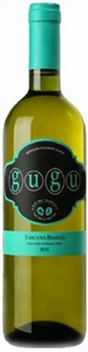 Gugu Toscana Bianco IGT 2011 咕咕白酒