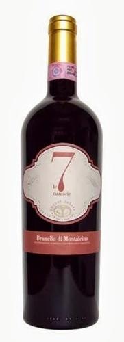 Brunello di Montalcino le 7 Camicie DOCG 2007 布魯內絡蒙塔奇若紅酒
