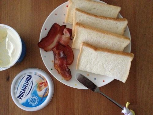 吐司與奶油乳酪抹醬的秘密 (9)