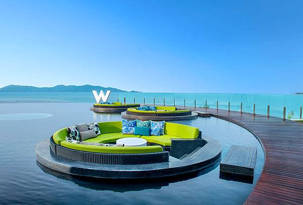【蘇美島Samui】Day3 朝聖!! W Retreat Koh Samui Hotel