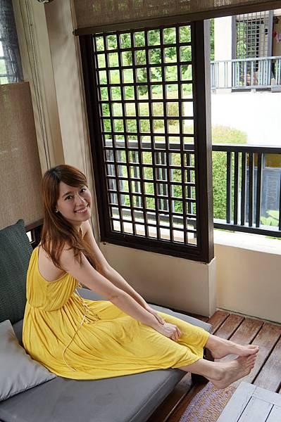 【蘇美島Samui】住宿:Anantara  Lawana 基本房型、豐盛早餐 與 景觀餐廳Ocean Kiss、TreeTops