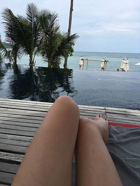 【蘇美島Samui】Day2  Anantara 無邊泳池、Magnolia SPA