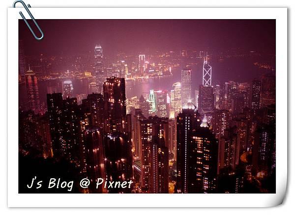 香港夜景1