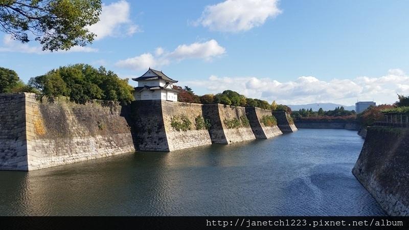 20161108-12日本大阪城