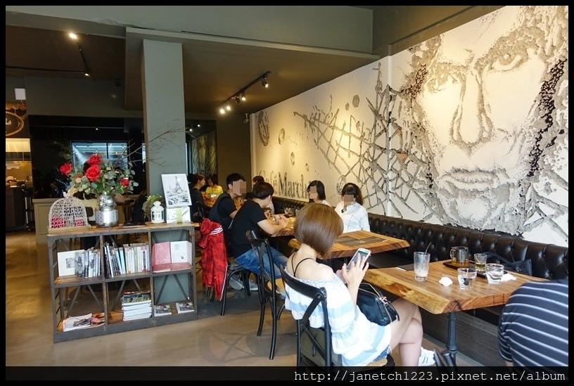 台北咖啡瑪榭Cafe Marche