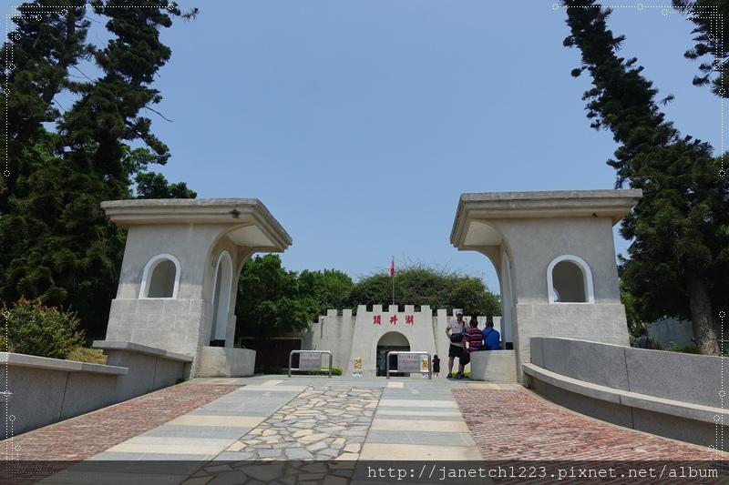 小金門湖井頭戰史館