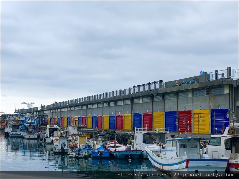 新北市瑞芳深澳漁港