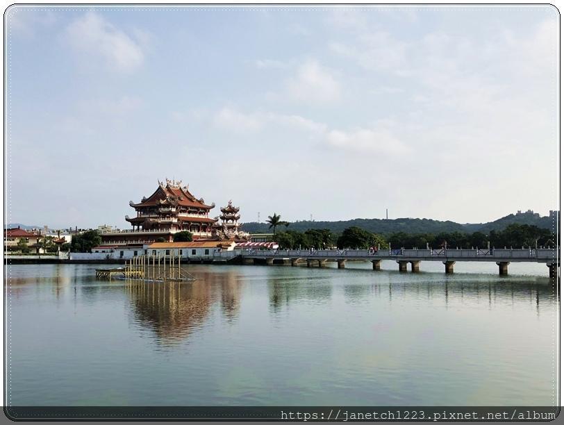 桃園龍潭大池