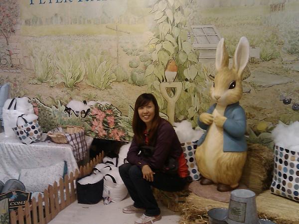 我和彼得兔