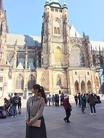 奧捷之旅Day4聖維特大教堂+布拉格廣場_9076.jpg