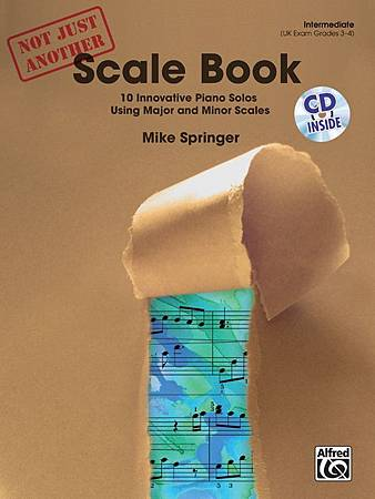 Not Just Another Scale Book, Book 1.jpg