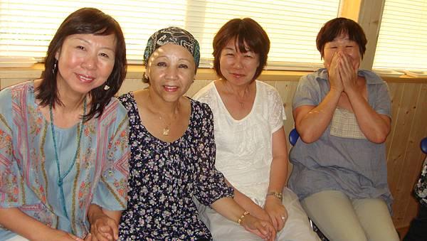 20120819 佳子、べジー四人