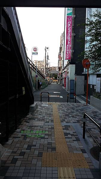 日本 鶯谷車站 - 電梯.jpg
