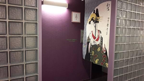 禪 飯店 - 青年旅館  - 內部 - 共同舖 - 12人房 - 男女廁所 - 女廁.jpg
