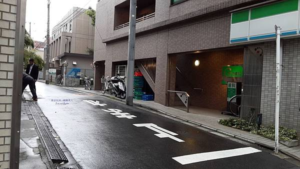 禪 飯店 - 青年旅館  - 巷口 - 超商 - 便利.jpg