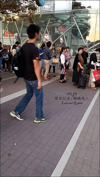 Garrett 爆米花-原宿排隊人潮-6.jpg