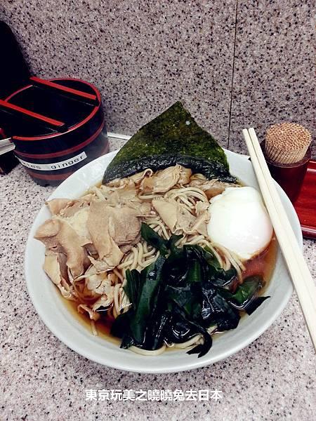 道地日式和風昆布蕎麥麵