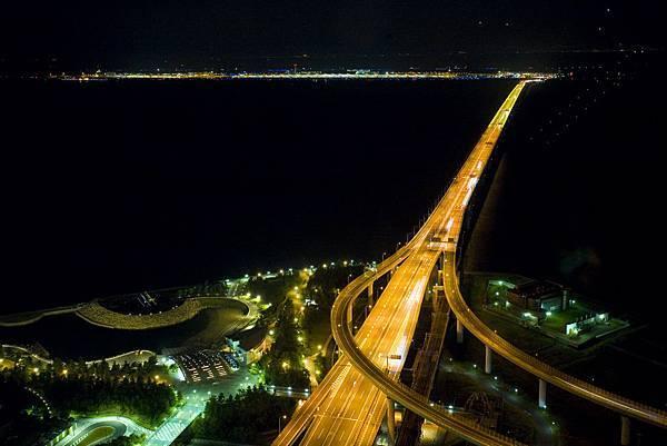 景色_空港側夜