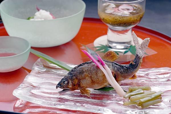 鮎の塩焼きイメージー1