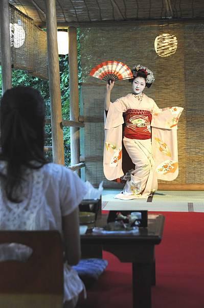 舞妓ー京舞イメージ