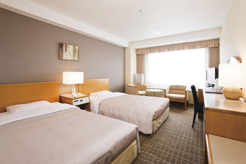 京王廣場飯店_標準雙人雙床房間